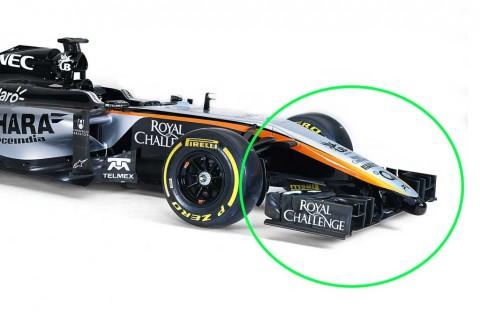 Regulasi Hidung Berubah, Desainer Mobil F1 Pusing!
