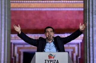 Partai Radikal Syriza Menangkan Pemilu Yunani