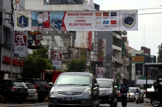 Enam Bank Layani Pembayaran Parkir Elektronik
