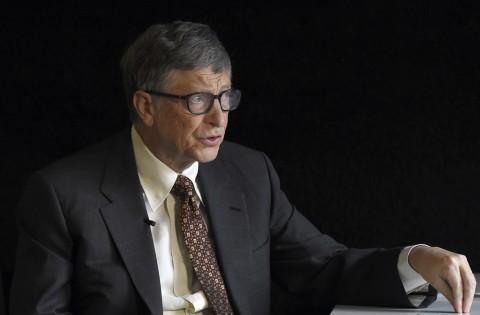 Bill Gates Merasa Bodoh Tak Bisa Bahasa Asing