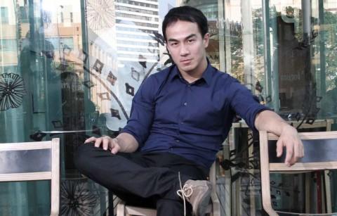 Selain Wushu dan Taekwondo, Joe Taslim Jago Parkour