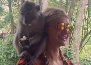 Pulang Ke LA, Paris Hilton Janji Akan Berkunjung Lagi ke Bali