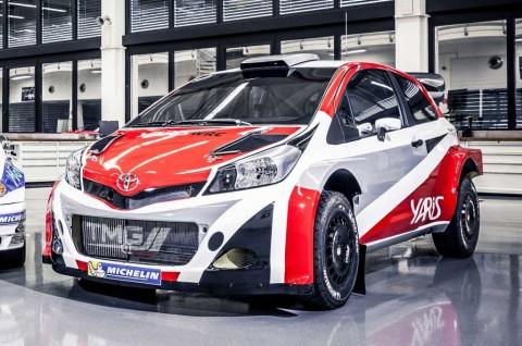 Toyota Kembali ke Ajang Reli Dunia Pakai Yaris
