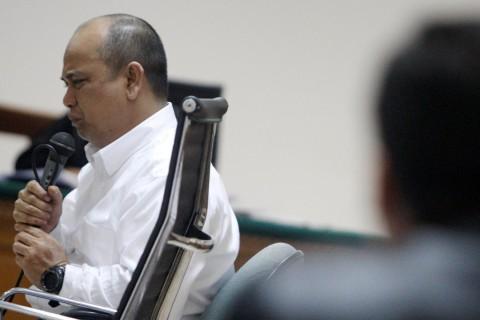 Penyuap Annas Maamun Dituntut 4,5 Tahun Penjara