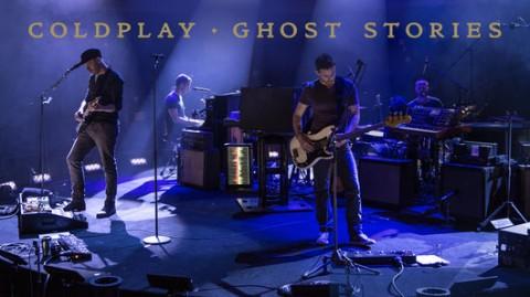 Konser Ghost Stories Coldplay Menangkan Best Music Program