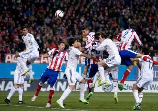 Lawan Madrid, Atletico Tetap Mengandalkan Serangan Balik