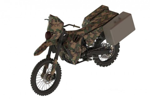 Alta Silent Hawk, Motor Hybrid Khusus buat Militer
