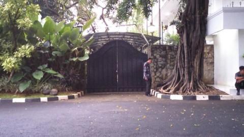 Mengintip Pintu 'Kucing-kucingan' Istana Presiden