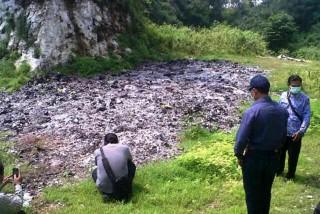 Waduh! Limbah Medis Berbahaya dari Surabaya Dibuang ke Bangkalan