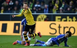 Dortmund Raih Empat Kemenangan Beruntun di Bundesliga