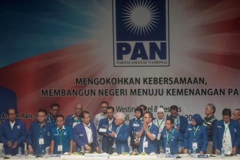 Hari Terakhir, Kongres PAN di Nusa Dua Sepi