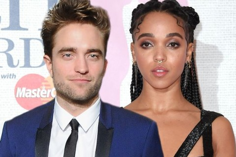 Robert Pattinson Serius Ingin Nikahi FKA Twigs