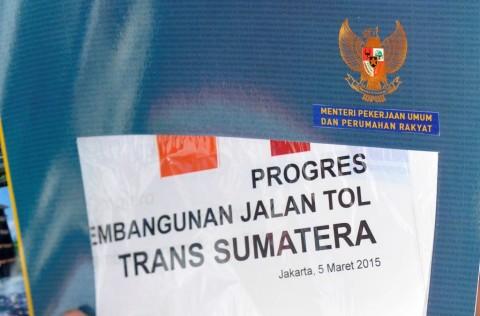 Tol Medan-Binjai Ditargetkan Beroperasi 2016