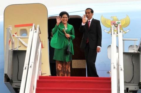 Sore Ini Jokowi Terbang ke Aceh