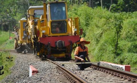 Kemenhub akan Bangun Jalur KA Lintas Sumatera