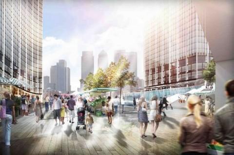Arsitek London Buat Rancangan Gedung Tanpa Bayangan