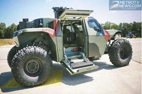 Combat Guard, Mobil Perang <i>made in</i> Israel