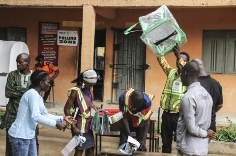 Nigeria Menanti Hasil Pilpres