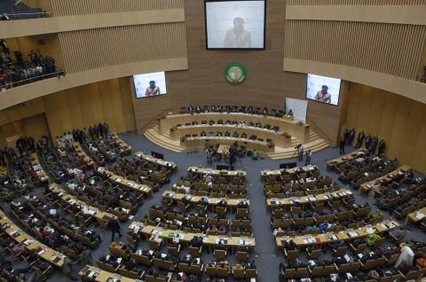 Uni Afrika Selamati Presiden Terpilih Nigeria