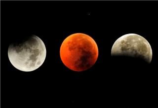 Tahun Ini, Gerhana Bulan Total Terjadi Dua Kali