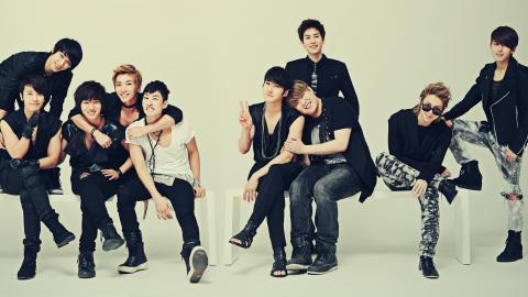 Super Junior Kembali ke Indonesia 3 Mei 2015