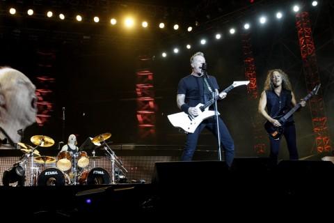 Pengacara Duo Bali Nine Minta Perhatian Metallica