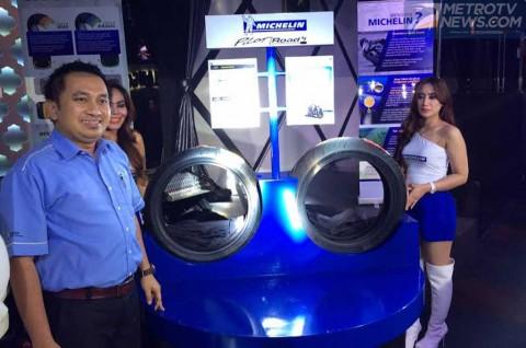 Michelin Luncurkan Ban Radial Sport Touring Baru