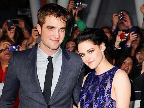 Wow... Robert Pattinson Undang Kristen Stewart ke Pernikahannya