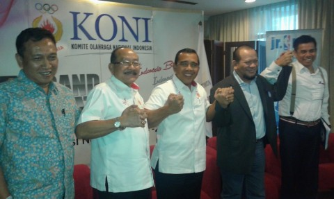 KONI Siap Memfasilitasi Liga Indonesia 2015