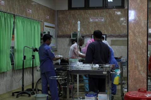 Tabung Gas Meledak, 3 Orang Jadi Korban