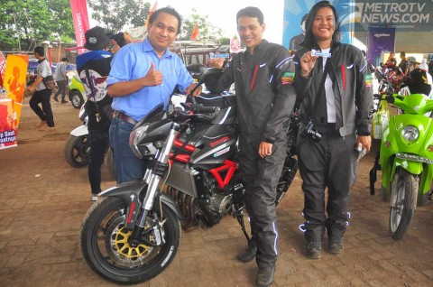 Michelin Dukung Wheel Story 3, <i>Riding</i> Hingga Paris