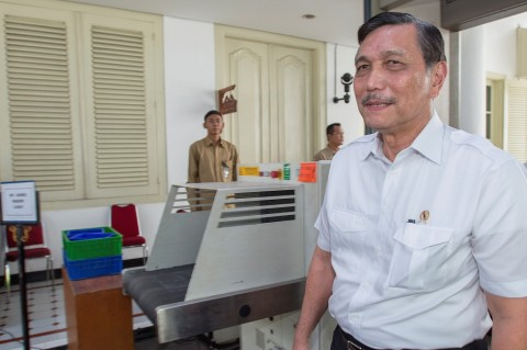 Tak Mau Diatur, Kepala Staf Presiden Tekankan <i>Green Industry</i>