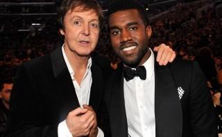 Paul McCartney Temukan Kemiripan Kanye West & John Lennon