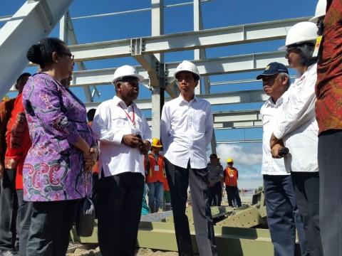 Jokowi Beri Grasi kepada Lima Tahanan Politik