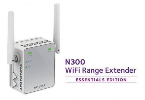 NETGEAR Hadirkan Penguat Sinyal WiFi EX2700