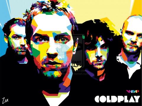 Coldplay Tampilkan Kaleidoskop Perjalanan 15 Tahun