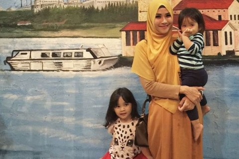 Fokus Keluarga, Zaskia Mecca Tolak Tawaran Kerja di Bulan Ramadhan