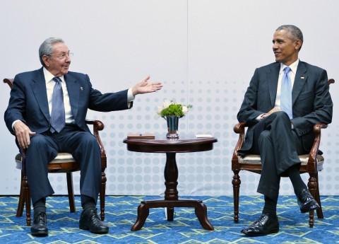 AS-Kuba Batal Sepakati Pembukaan Kembali Kedutaan
