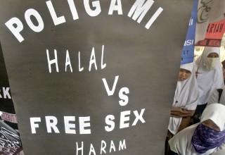 Forum Keluarga Poligami Sakinah Ingin Poligami Ditegaskan UU