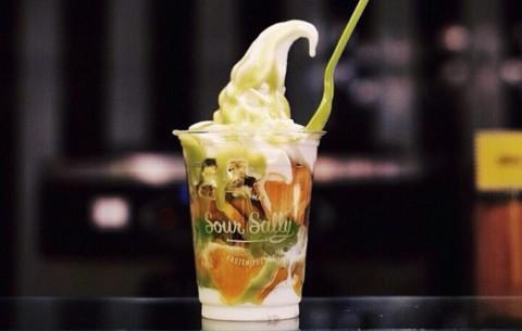 Es Krim Sama dengan Frozen Yogurt?