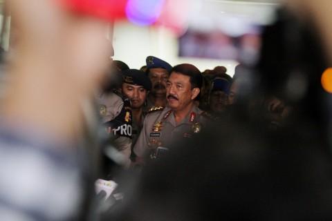 Kadiv Humas Polri: Kasus BG Kemungkinan Dihentikan
