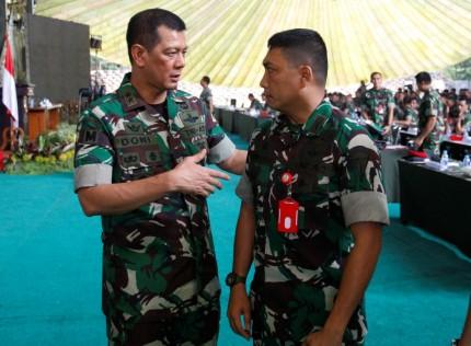 TNI AD: Anggota Kopassus Awalnya Hanya Melerai