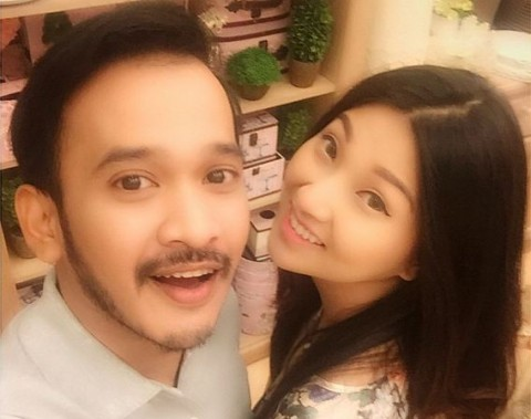Kebahagiaan Ruben Onsu dan Sarwendah atas Kelahiran Putri Pertama