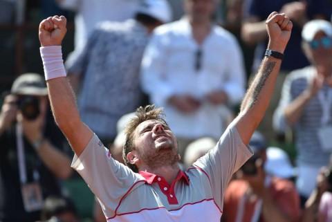 Wawrinka Optimistis Raih Gelar French Open