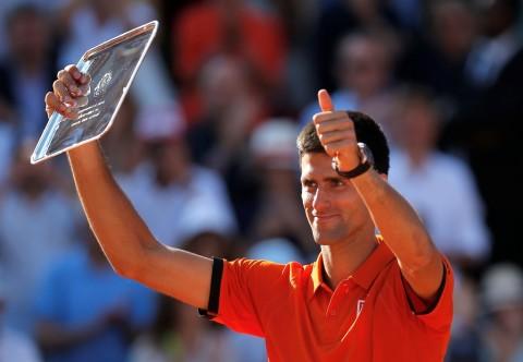 Djokovic Belum Berkuasa di French Open