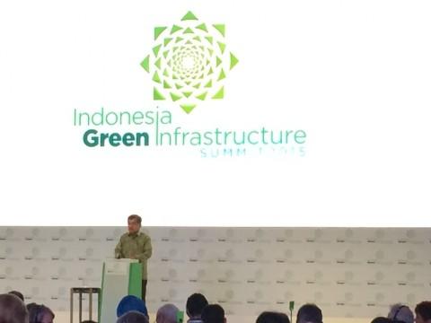 JK Salahkan Orde Baru Babat Lingkungan