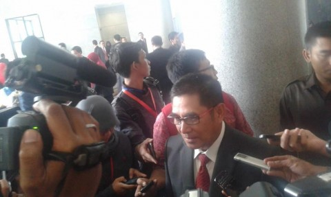 Hamdan Zoelva: Hakim Tak Boleh Memutus Karena Jengkel dengan Koruptor