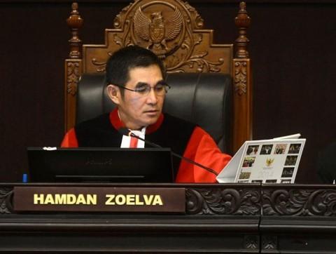 Hamdan Zoelva: Tugas Hakim MA Memeriksa, Bukan Menambah Hukuman