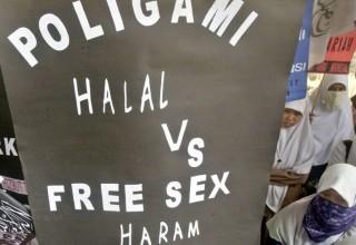 Batal Digelar di Ciputat, Forum Poligami Pindah ke Bekasi