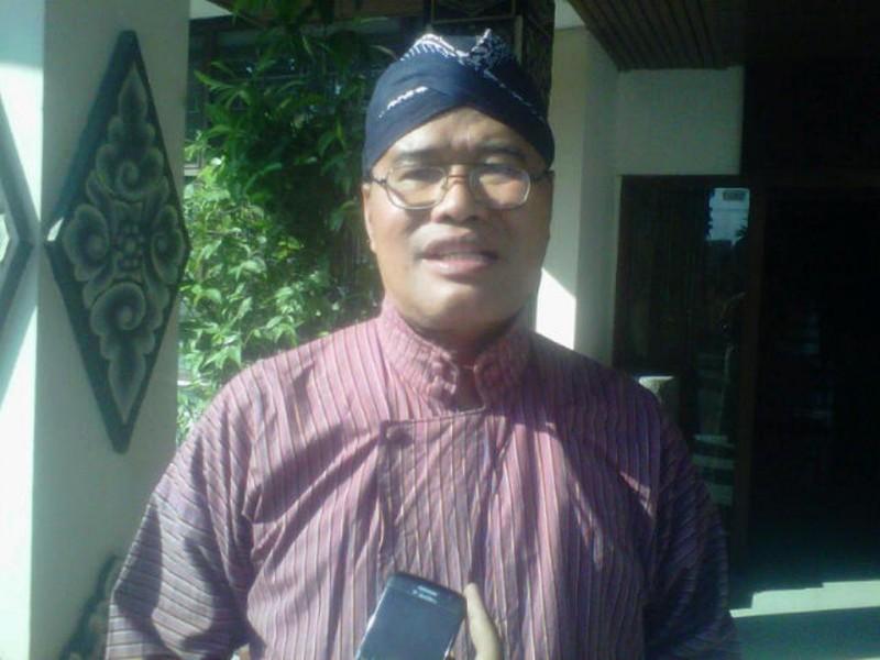 Kepala Balai Pelestarian Cagar Budaya (BPCB) Yogyakarta, Tri Hartono. Foto: Metrotvnews.com/Ahmad Mustaqim